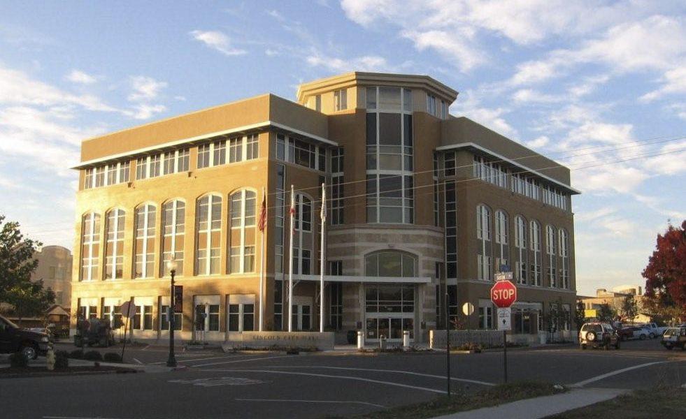 Lincoln City Hall